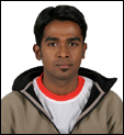 Mr. Nishanth - Football Class Trainer